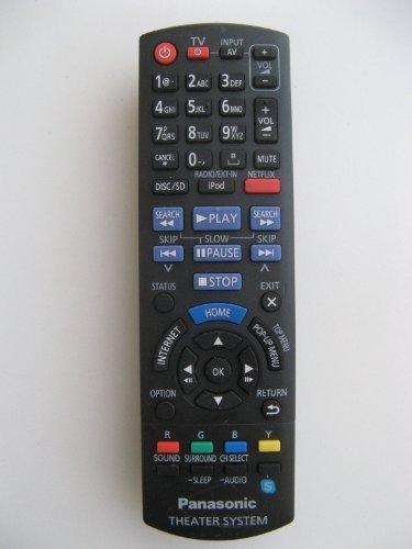 panasonic-home-theater-dvd-remote-control-n2qayb000727