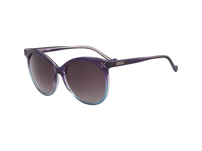 Liu Jo Lj681S 517 58 Gafas de Sol, Purple/Azure, Mujer ...