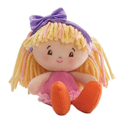 """Gund Kaylee Girlies 5"""" Doll, Blonde"""