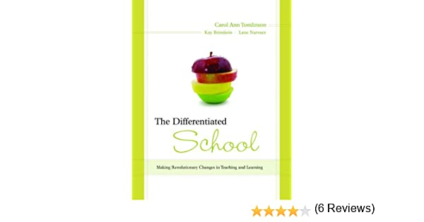 Workbook differentiated instruction worksheets : Amazon.com: The Differentiated School: Making Revolutionary ...