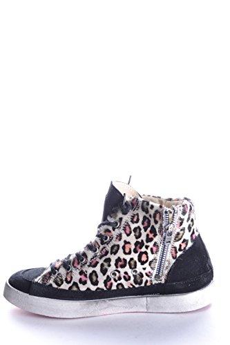 Ishikawa Damen Mcbi156017o Multicolour Stoff Hi Top Sneakers