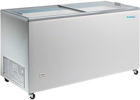 Congelador puerta profesional 398 L frío con ventilación: Amazon.es: Grandes electrodomésticos