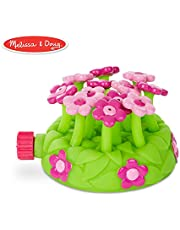 Save on Melissa & Doug Sunny Patch Pretty Petals Flower Sprinkler Toy with Hose Attachment. Discount applied in price displayed.