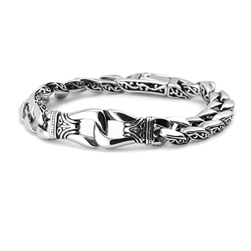 Jewels Fashion Vintage Stainless Bracelet