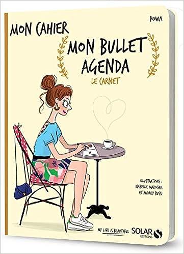 Mon cahier Mon bullet agenda : Le carnet: Amazon.es: Audrey ...