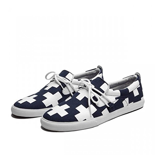 SUPRA Skateboard Styler Shoes Belay Navy/White, número de zapato:42.5