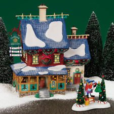 Dept. 56 North Pole Series Northwind Knitters