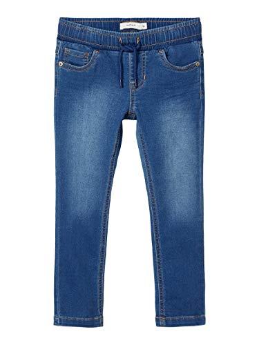 NAME IT jongens Jeans NMMROBIN DNMTHAYERS 2385 SWE PANT NOOS
