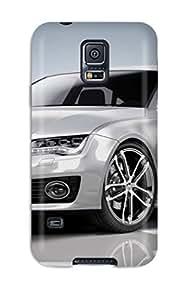XpQEaJg16035YocAA Chrislmes Audi A7 6 Durable Galaxy S5 Tpu Flexible Soft Case by supermalls