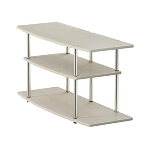 Amazon Com Quality Horizons 3 Level Tv Stand Room Stands 3tier