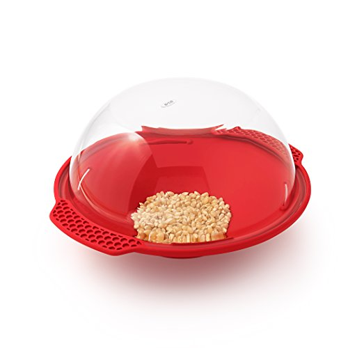 OXO Good Grips Microwave Popcorn Popper (Best Way To Store Popcorn Kernels)