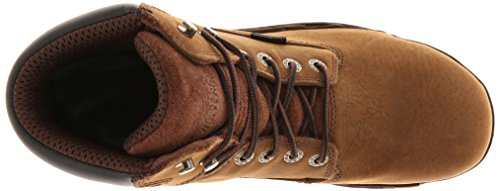 Steel Toe Boots Men's Wolverine Waterproof Durbin Brown Brown 7xHqwn81
