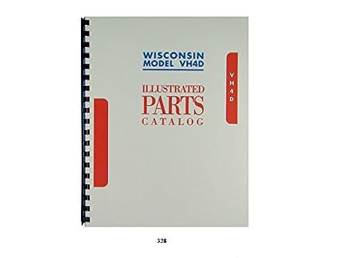 wisconsin vh4d, vh4 engine illustrated parts manual wisconsin Jaguar Parts Diagram