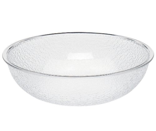Cambro (PSB15176) 11-1/5 qt Round Pebbled Bowl - Camwear [Case of 4]