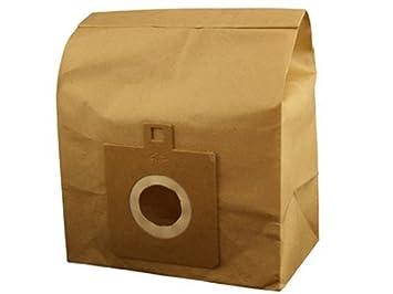 ELECTRUEPART U59 Vacuum Cleaner Dust Bag Pack Of 5 For ZANUSSI ZAN3322