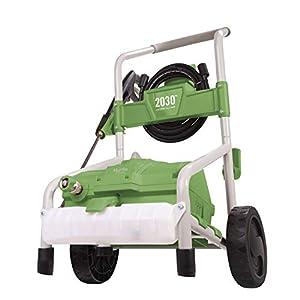 Martha Stewart 2030 PSI 1.76 GPM 14.5-Amp Electric Pressure Washer w/Roll Cage, Bay Leaf Green