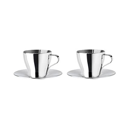 Amazon.com   Ikea Espresso Tea Coffee Cup Stainless Steel With ...