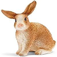 Schleich 13827 North America Rabbit Toy Figure