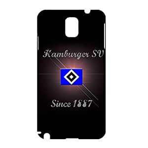 Hamburger SV Phone Case Bundesliga Football Club Logo 3D Durable Mobile Phone Case For Samsung Galaxy Note 3 N9005