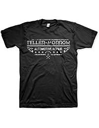 Officially Licensed Merchandise Teller-Morrow Automotive Repair T-Shirt (Black)