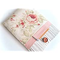 """Floral iPad Pro 11"""", 12.9"""" Case, Amazon Fire HD 8, Padded Tablet Sleeve, iPad 10.2"""" or Mini 7.9"""" Cover"""