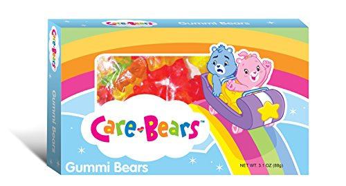Taste of Nature Care Gummi Bears, 3.1 Ounce (Pack of -