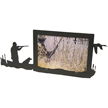 Amazon.com: Duck Hunt 3X5 Horizontal Picture Frame: Kitchen & Dining