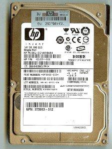 HP/COMPAQ 9F6066-033 146GB Hard Drive