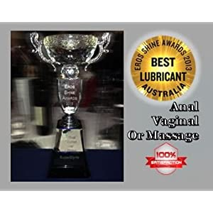 Award Winning since 2013 - Premium Silicone Lubricant by SuperSlyde. Personal Sex Lube for Women and Men Non-Silicone Sex Toys, Condoms and Sensitive Skin Safe. Anal, Vaginal or Massage use. - 3.4 oz