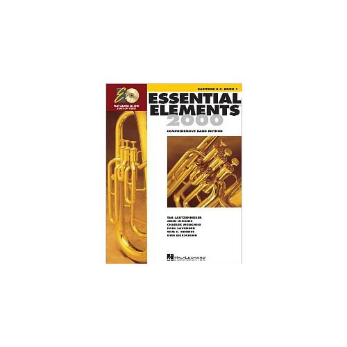 Essential Elements 2000 - Baritone (B.C.) BK1