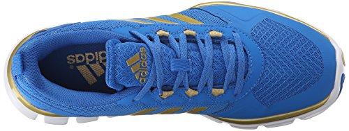 adidas Performance Herren Speed Trainer 2 Trainingsschuh Hell Royal / Gold Metallic / Tech Grau / Metallic