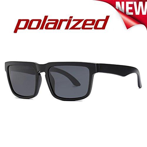 Mujer de JULI D710 Deportes Moda sol Gafas Polarizadas Negro Hombre Iv0qI