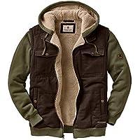 Legendary Whitetails Men's Treeline Hooded Jacket