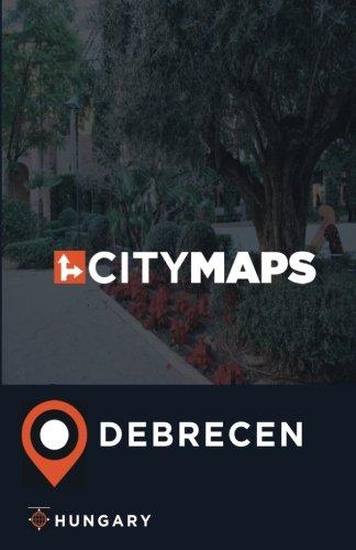 City Maps Debrecen Hungary