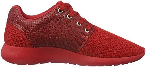 Red 02 Zapatilla 111 Tamboga Baja Unisex Rojo Adulto Kroko 0OqP8nH