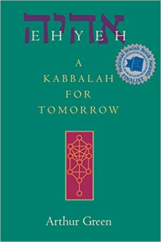 Amazon com: Ehyeh: A Kabbalah for Tomorrow (9781580232135
