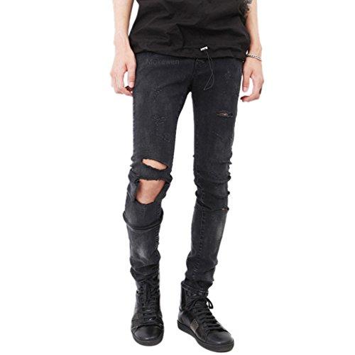 Mokewen-Mens-Broken-Ripped-Hole-Skinny-Jeans