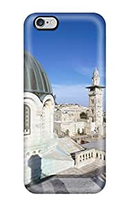 CagleRaymondy Iphone 6 Plus Well-designed Hard Case Cover Old City Jerusalem Protector