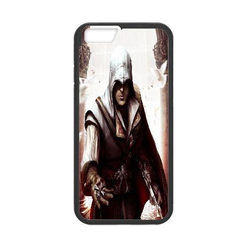 Ezio Auditore Da Firenze 006 coque iPhone 6 Plus 5.5 Inch Housse téléphone Noir de couverture de cas coque EOKXLLNCD15779