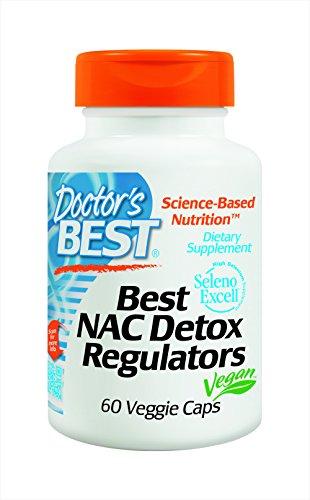 Les régulateurs Meilleur Meilleur CNA Detox de médecins, 60 Count