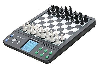 Voice Master Electronic Checkers Reversi