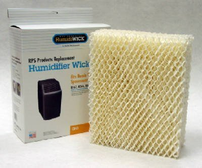 BestAir CB43 Essick 1043 Replacement Wick Filter, 6 Pack