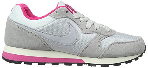 Zapatillas Platinum pure Gris vivid Mujer sail Grey Nike Pink Wolf Para 749869 4qw5BO
