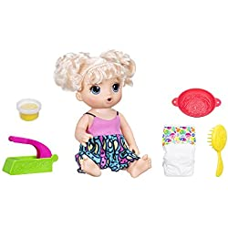 Baby Alive Super Snacks Snackin' Noodles Baby (Blonde)