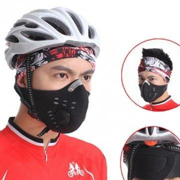 Souked Máscara Boca mufla polvo contaminación - libre Filtro ...