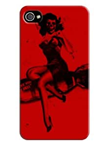 New Designed Phone Protection Case/cover/shell for Iphone 4/4s