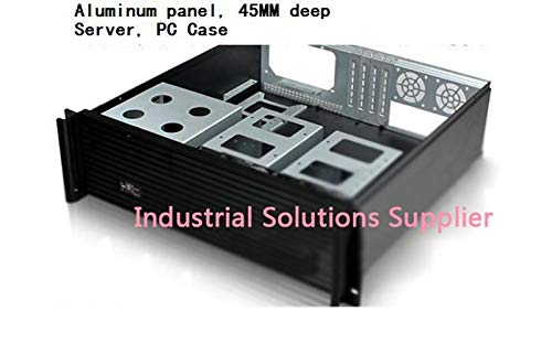 Fevas Quality Aluminum Panel 3U Computer Case Industrial Computer Case Server Computer Case PC Large-Panel Big Power Supply 10 Plate by Fevas