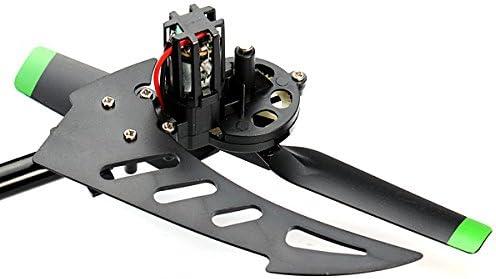 KINGDUO Wltoys V912 Cepillo RC Helic/óptero Piezas De Repuesto Motor De Cola Conjunto