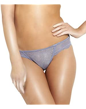 Women's Perfectly Fit Lace Mystique Thong Panty