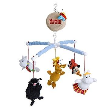 Rätt Start Mumin Design musikalischen Bett Mobile Baby Spielzeug